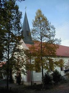Martin-Luther-Kirche Hugstettenugstetten